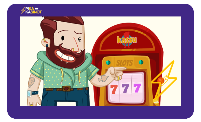 Kassu kasinon maskotti