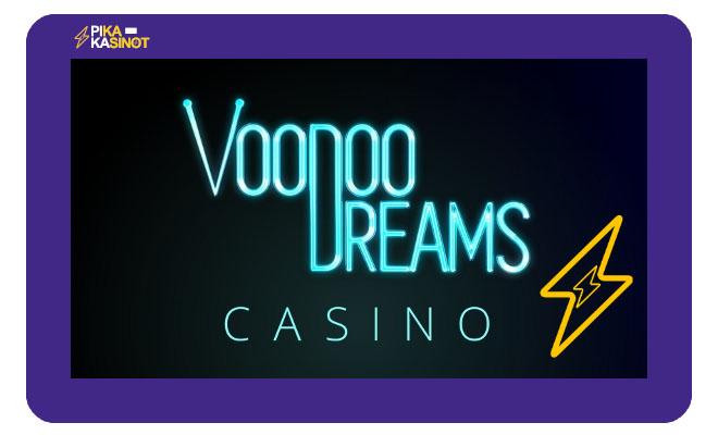 Voodoo Dreams Casino arvostelu kansikuva