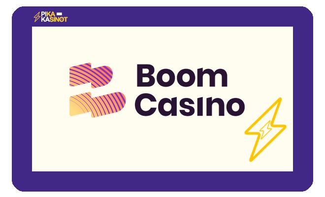 Boomcasino logo