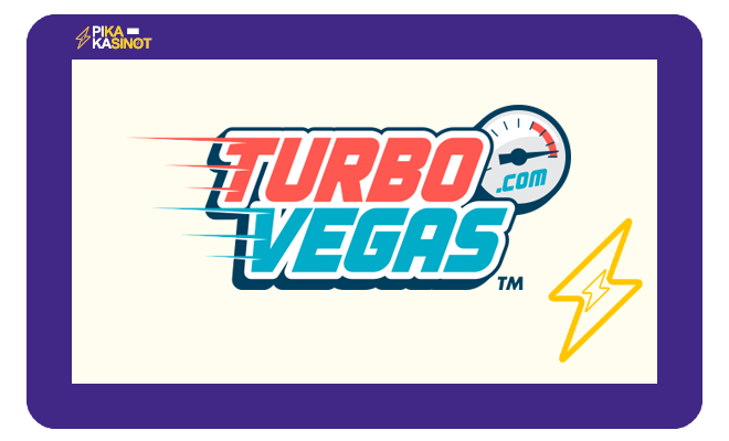 Turbo vegas logo