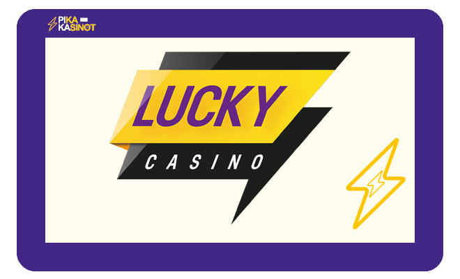 Lucky Casinon logo