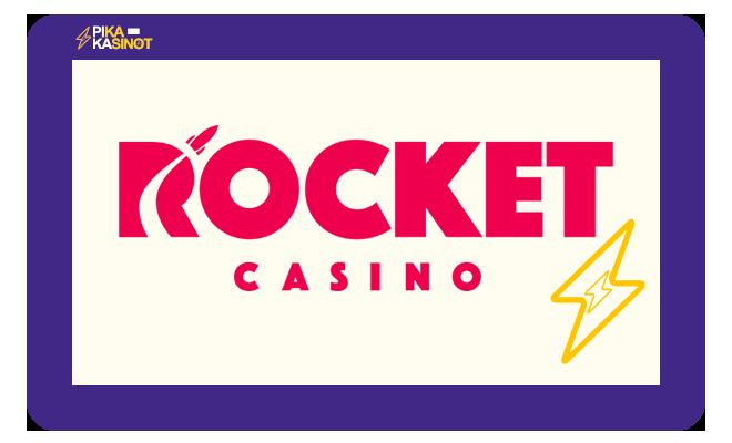 Rocket Casinon logo