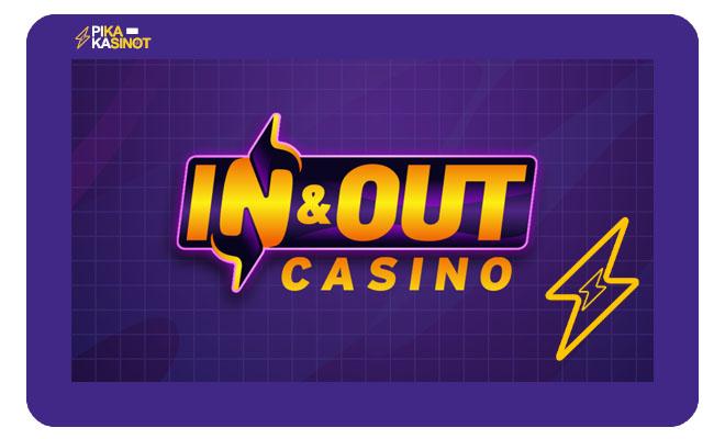 In And Out Casino tarjoaa loistavia kokemuksia pelaajille yksinkertaisesti toimivalla alustalla