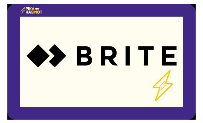 Brite maksutavan logo