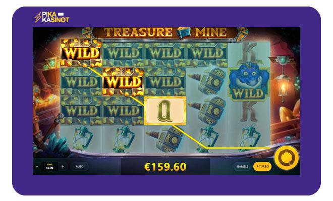 30 sekunnin aikana nappasimme 160 euron voiton