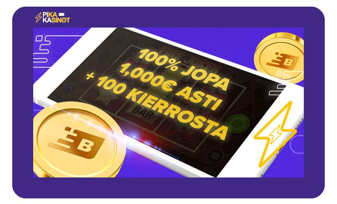 Boost Casinon heinäkuussa 2020 päivitetty bonus antaa 100 kierrosta sekä 1000 € bonuksen