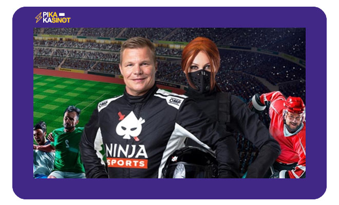 Ninja Casino Mika Salo