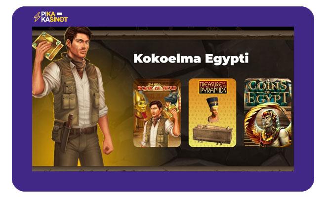 Egypti kokoelma
