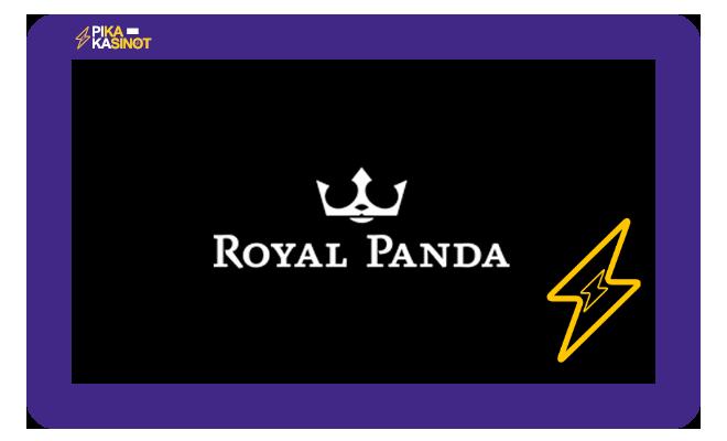 Royal Panda Casino arvostelu sekä kokemuksia