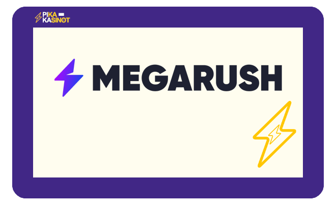 Megarush casinon logo