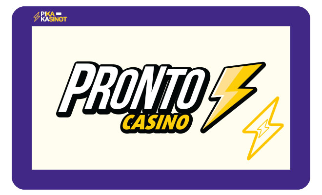 Lue Pika-kasinot.com kokemuksia Pronto Casinosta