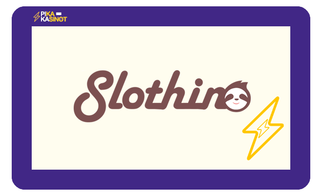 Slothino pikakasinon logo