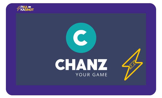 Chanz Casinon logo