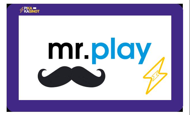 Mr Play Casino logo
