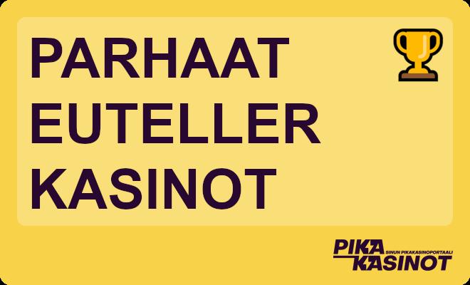 parhaat euteller express kasinot