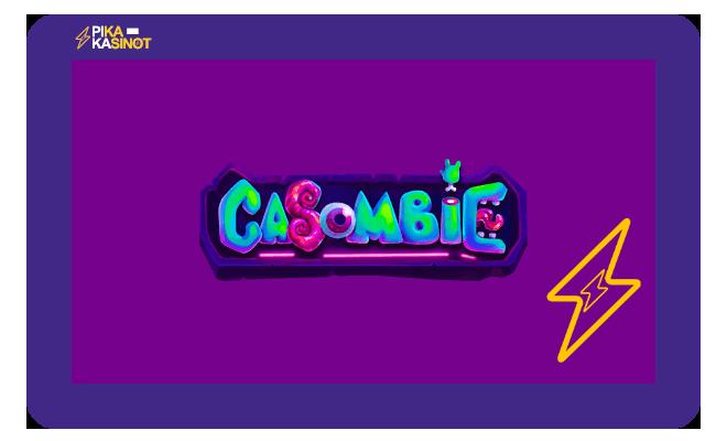 Casombie Casino logo