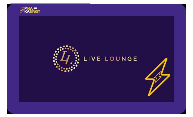 LiveLounge Casino logo