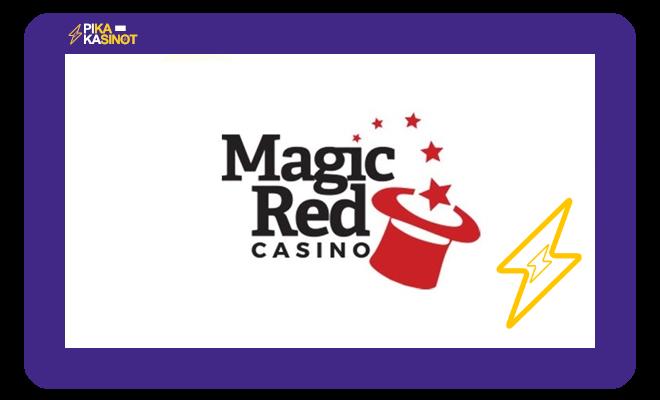 magic red casino arvostelu
