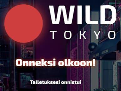 wild tokyo casino talletus