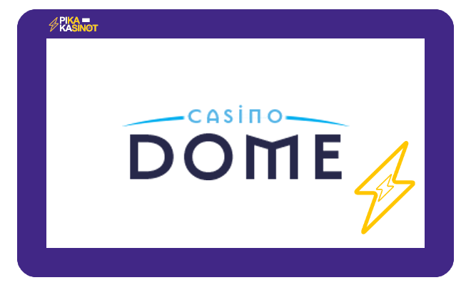 CasinoDome logo