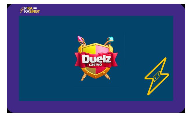 Duelz Casinon logo