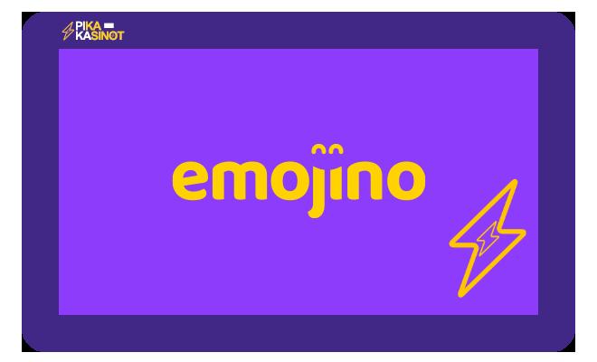 Emojino casinon logo
