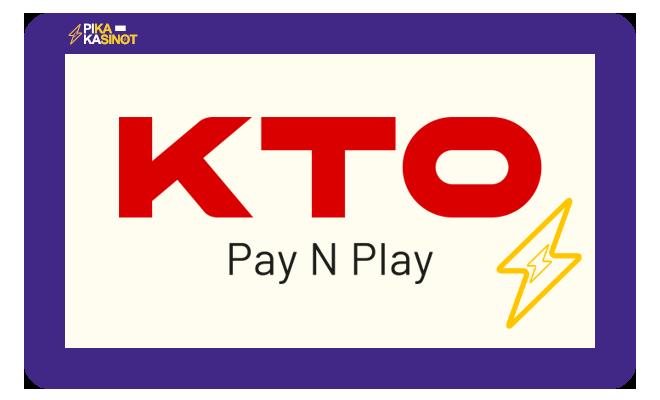 KTO.bet casinon logo