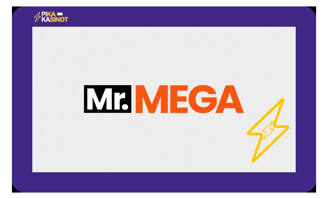 MrMega Casinon logo