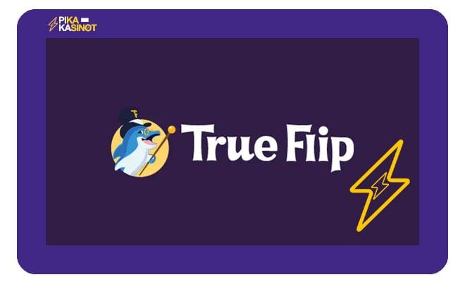 TrueFlip kasinon logo