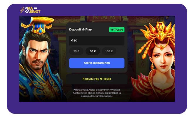 Kerää kokemuksia CasinoBuck -sivustosta