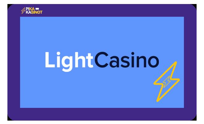Light Casino logo