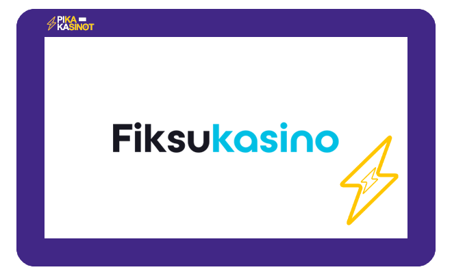 Fiksu Kasino logo