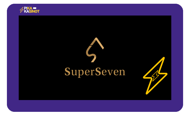 SuperSeven Casino logo