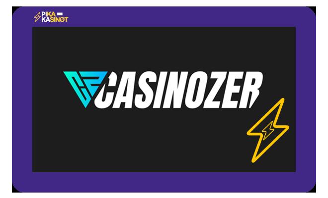 Casinozer Casinon logo