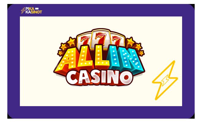 Allin Casino logo